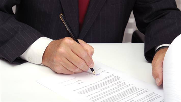 contratto d'affitto commerciale transitorio